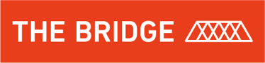 THE BRIDGEロゴ